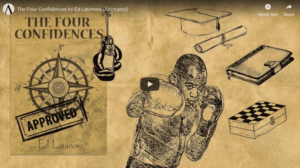 illacertus animated video ed latimore the four confidences